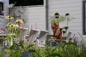 genieten beleven gebruiken tuin
