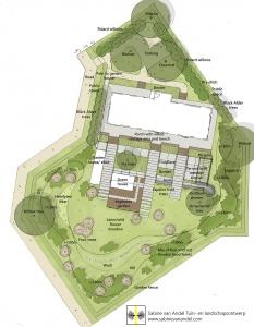 Almere Oosterwold tuinontwerp