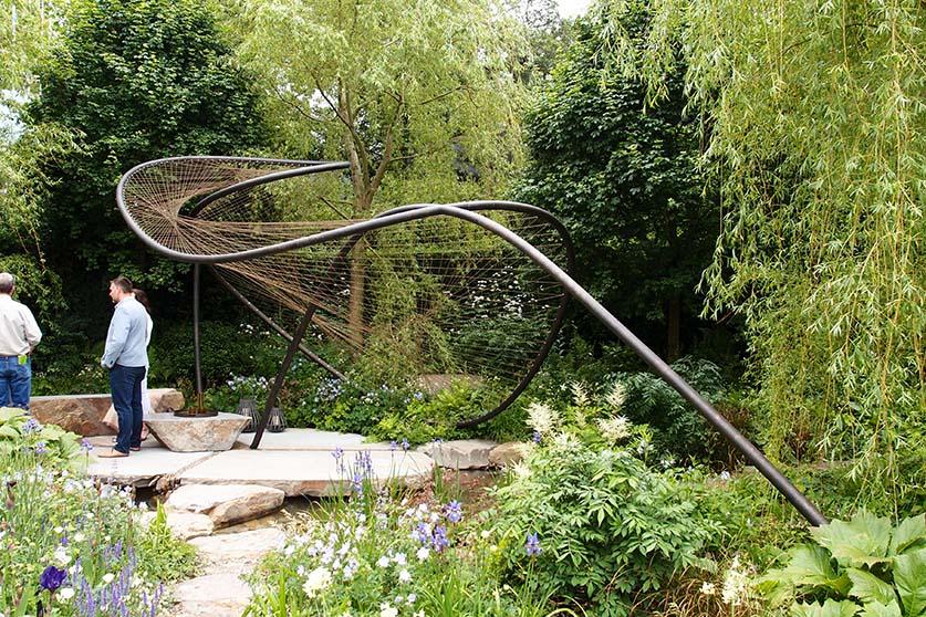 Wedgwood garden beplantingsplan