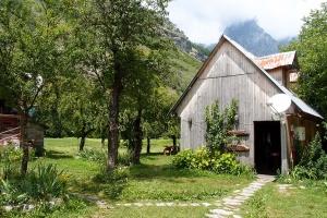 natuur albanië